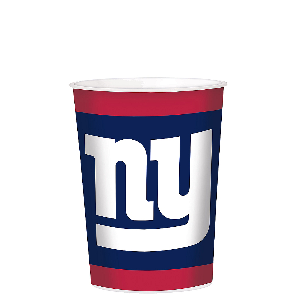 New York Giants Favor Cup Image #1