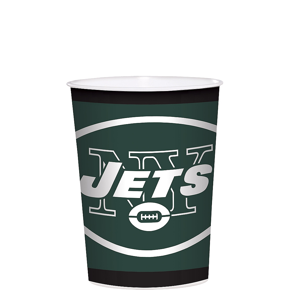 New York Jets Favor Cup Image #1