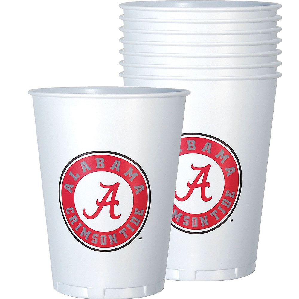 Alabama Crimson Tide Party Kit for 16 Guests Image #6