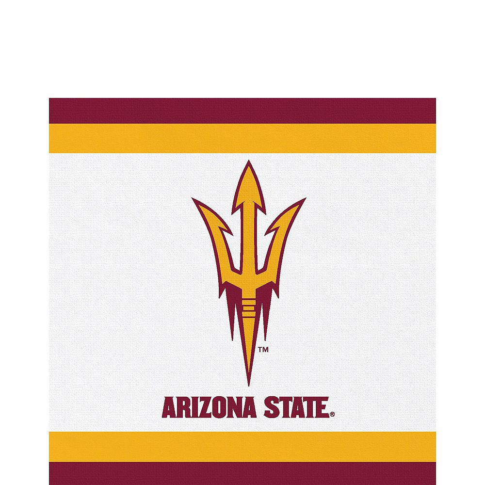 Arizona State Sun Devils Party Kit for 16 Guests Image #5