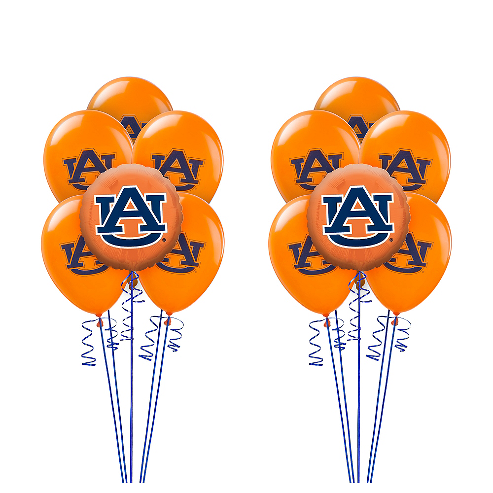 Auburn Tigers Balloon Kit Image #1