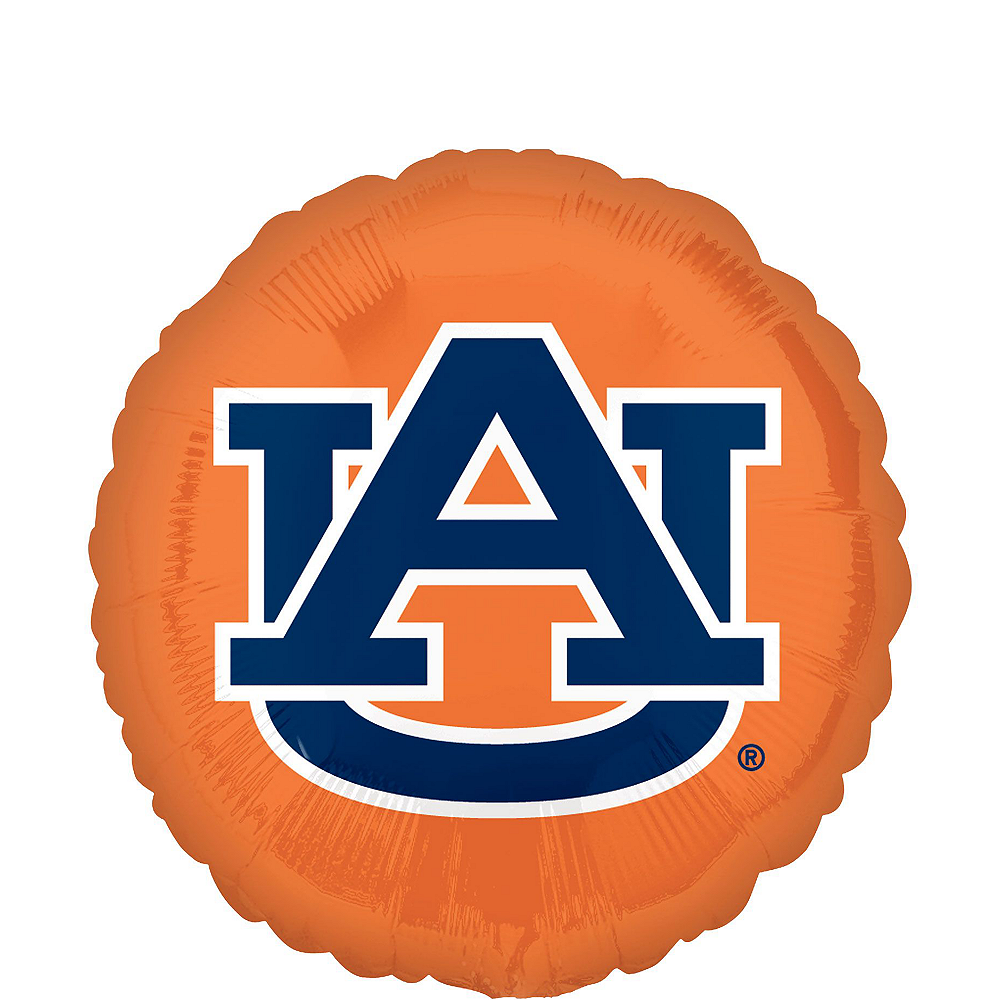 Auburn Tigers Balloon Kit Image #2