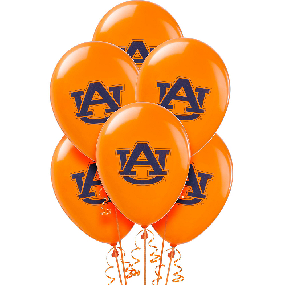 Auburn Tigers Balloon Kit Image #3