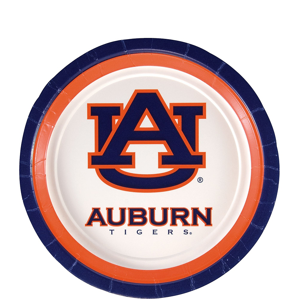 Auburn Tigers Party Kit for 16 Guests Image #2
