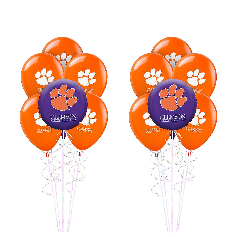 Clemson Tigers Balloon Kit Image #1