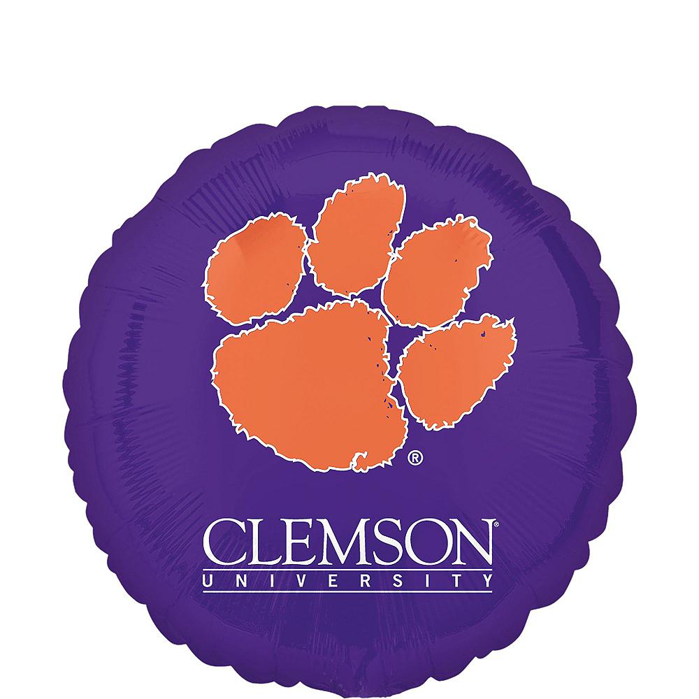 Clemson Tigers Balloon Kit Image #2