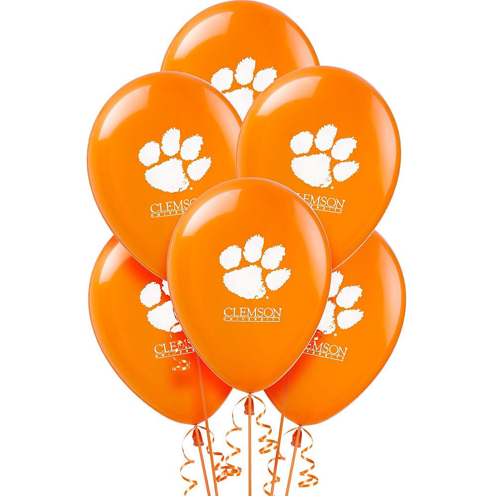 Clemson Tigers Balloon Kit Image #3