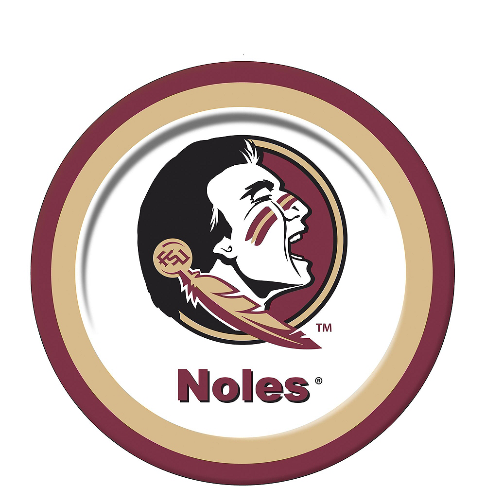 Florida State Seminoles Party Kit for 16 Guests Image #2