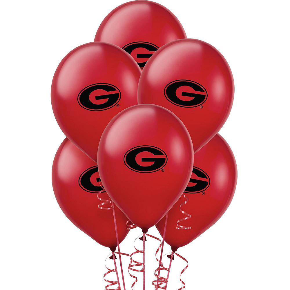 Georgia Bulldogs Balloon Kit Image #3