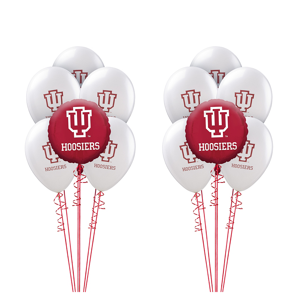 Indiana Hoosiers Balloon Kit Image #1
