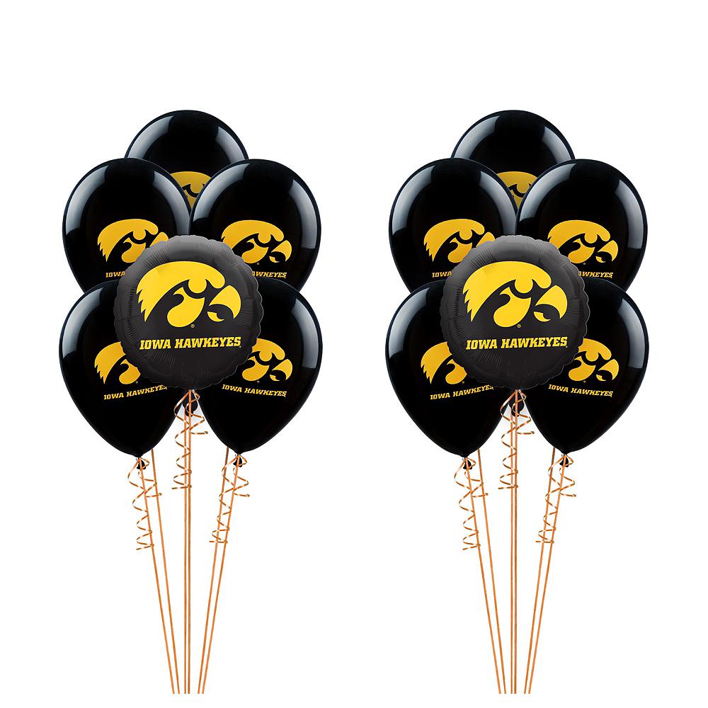Iowa Hawkeyes Balloon Kit Image #1