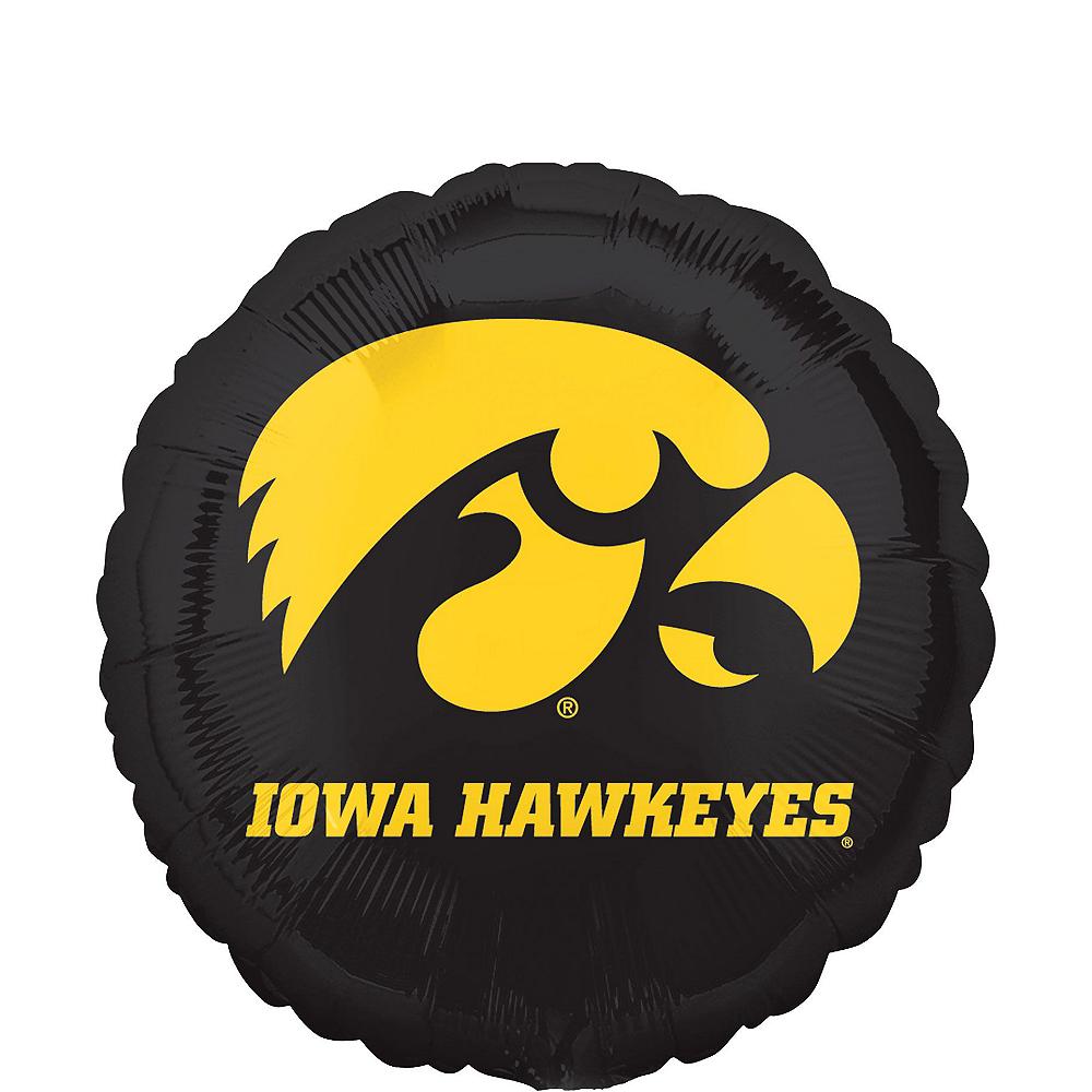 Iowa Hawkeyes Balloon Kit Image #2