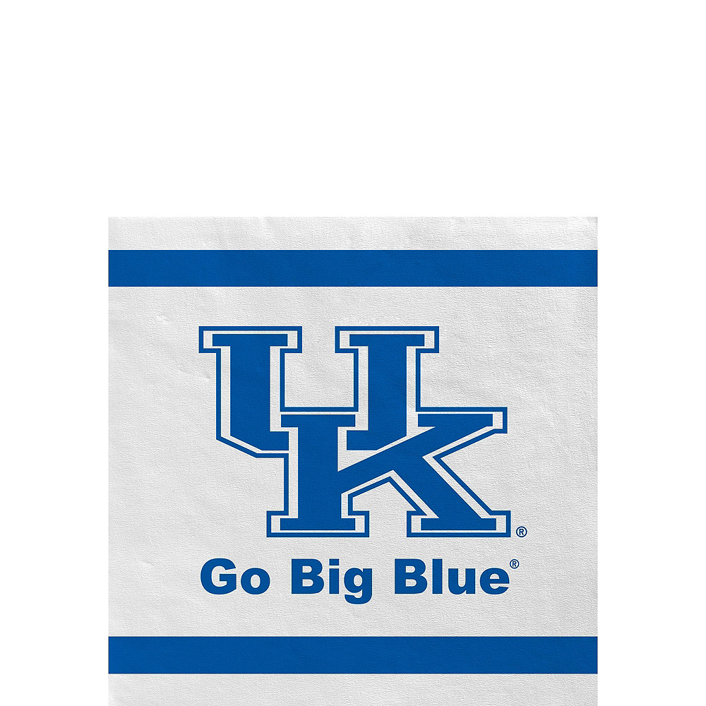 Kentucky Wildcats Party Kit for 16 Guests Image #4