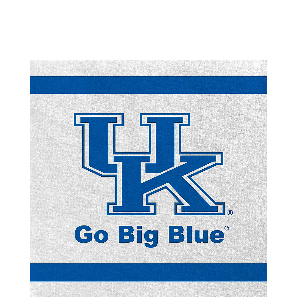Kentucky Wildcats Party Kit for 16 Guests Image #5