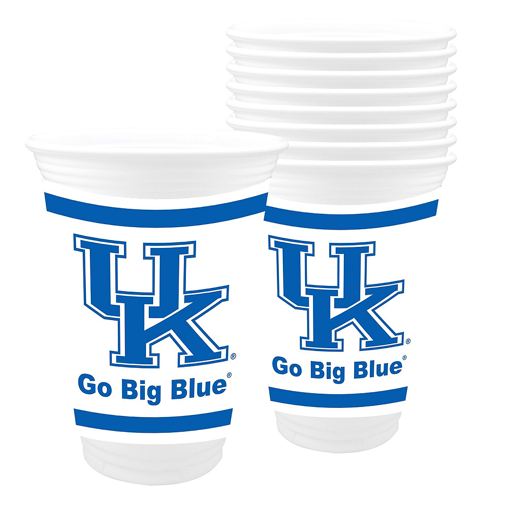 Kentucky Wildcats Party Kit for 16 Guests Image #6
