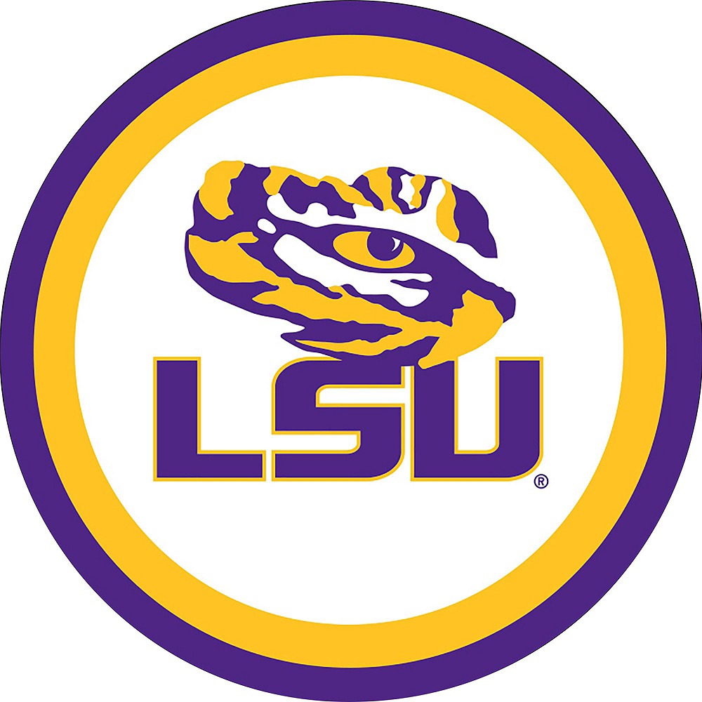 Louisiana State Tigers Party Kit for 16 Guests Image #2