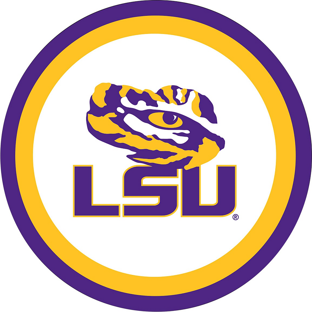 Louisiana State Tigers Party Kit for 16 Guests Image #3