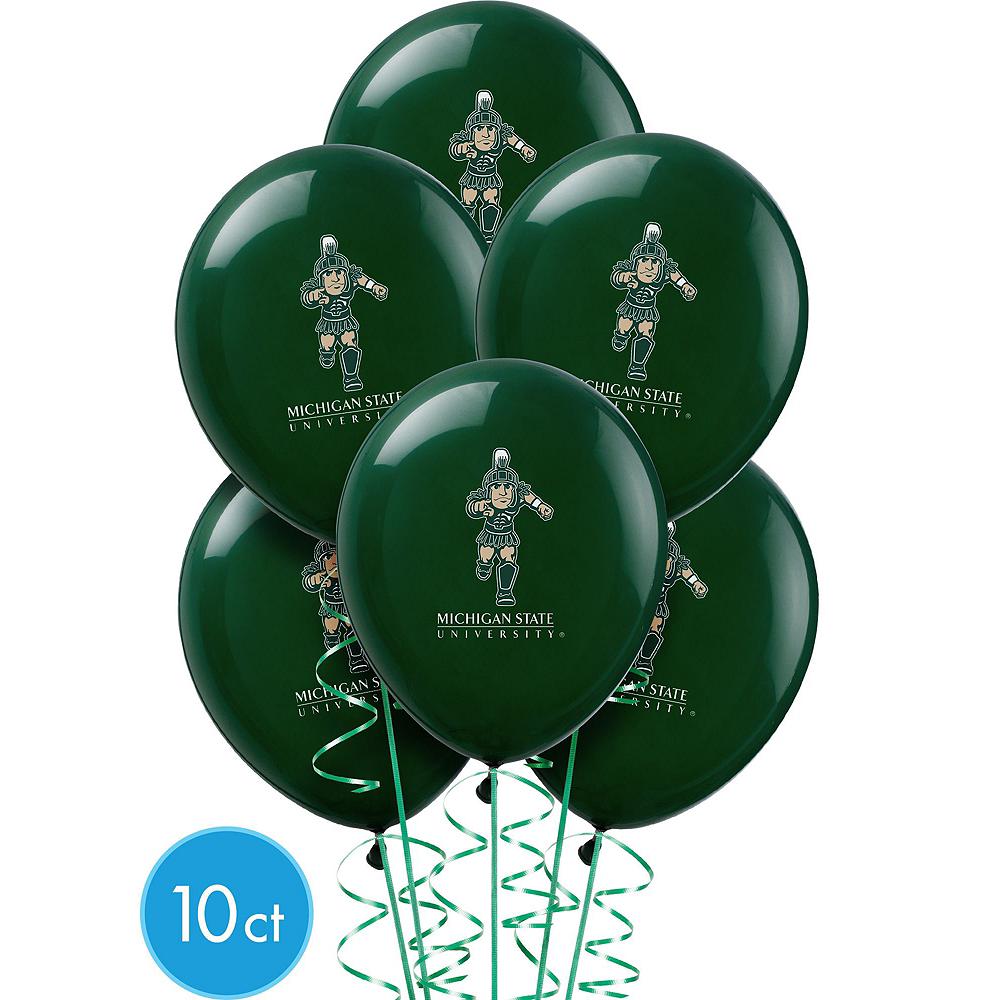 Michigan State Spartans Balloon Kit Image #3