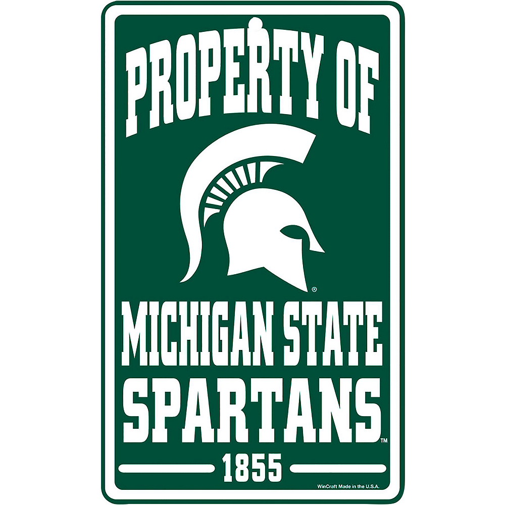 Michigan State Spartans Dorm Room Kit Image #2