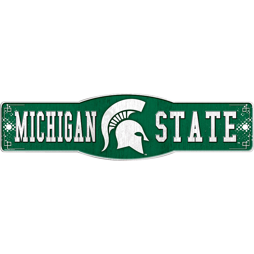 Michigan State Spartans Dorm Room Kit Image #3