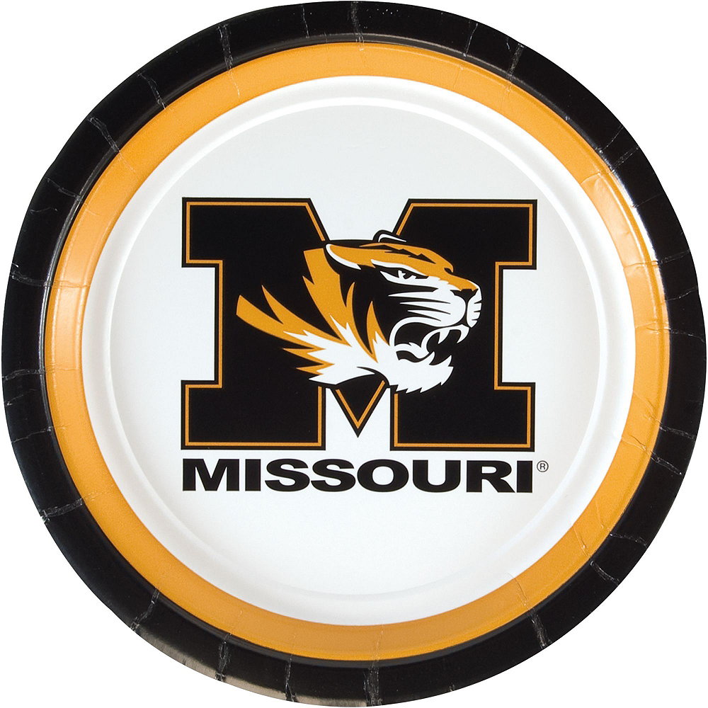 Missouri Tigers Party Kit for 16 Guests Image #3