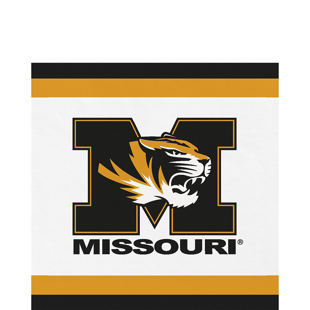 Missouri Tigers Party Kit for 16 Guests Image #5