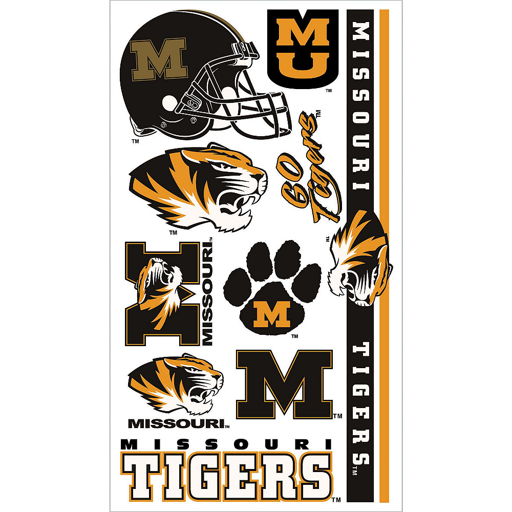 Missouri Tigers Fan Gear Kit Image #3