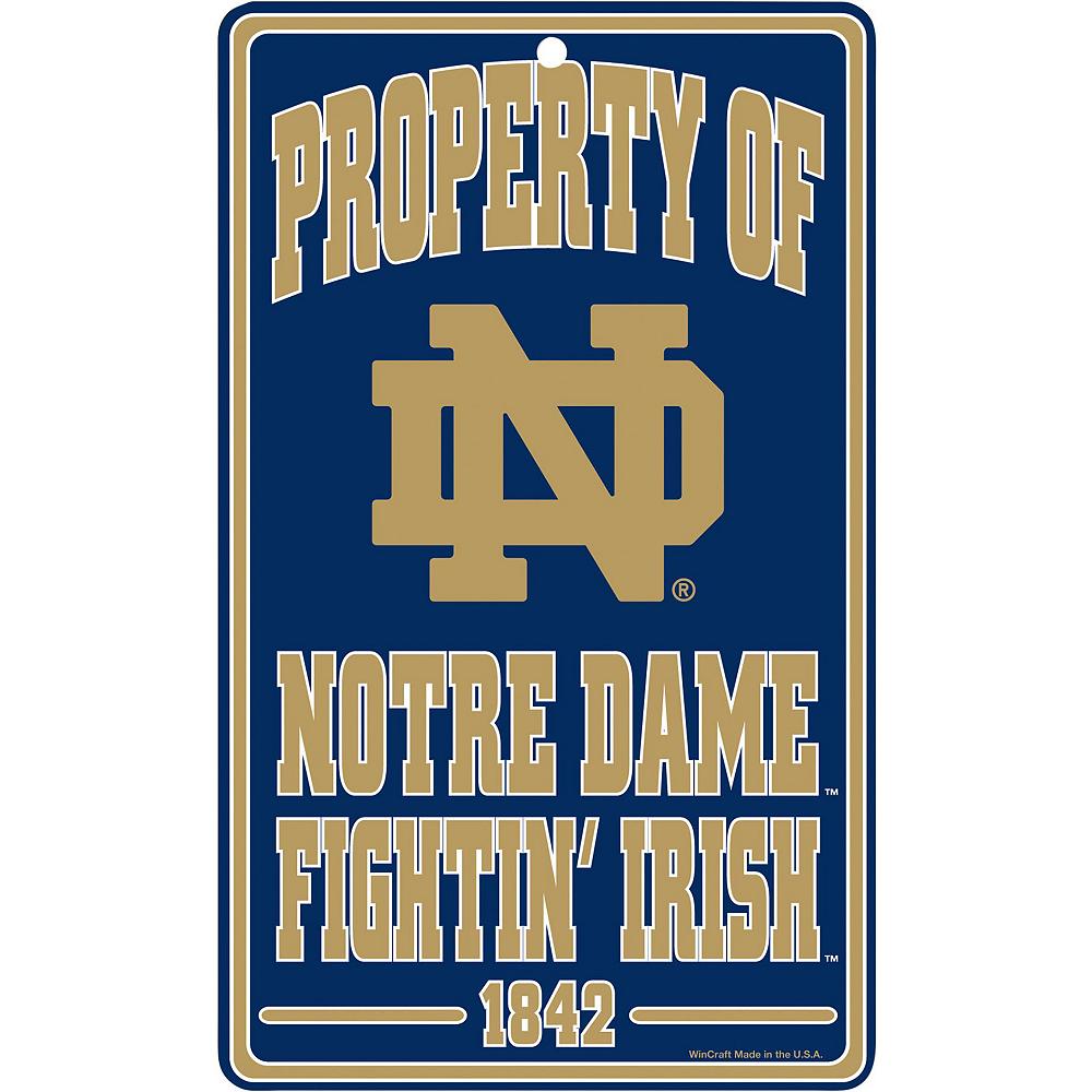 6a1679827 Notre Dame Fighting Irish Dorm Room Kit   NCAA Teams   Party City Canada