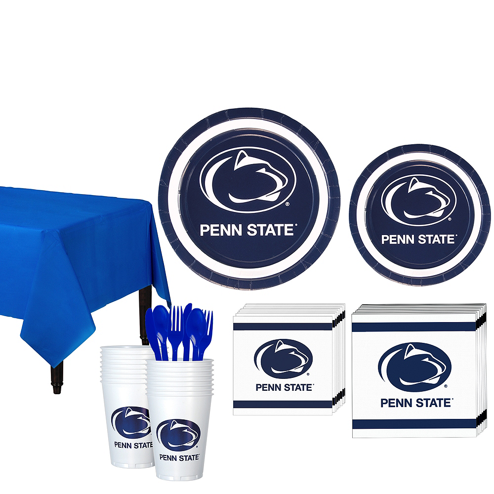 Penn State Nittany Lions Party Kit for 16 Guests Image #1