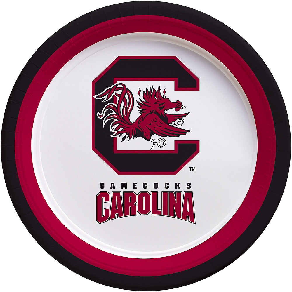 South Carolina Gamecocks Party Kit for 16 Guests Image #3
