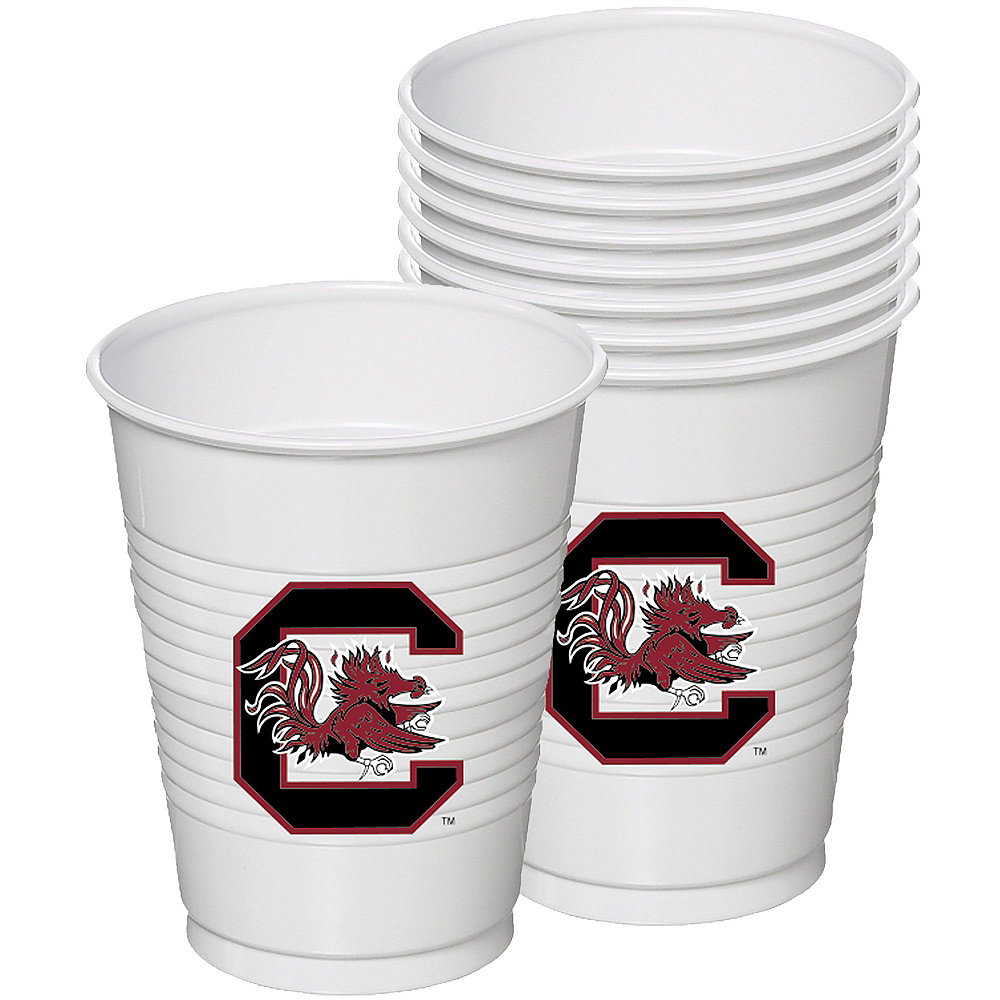 South Carolina Gamecocks Party Kit for 16 Guests Image #6