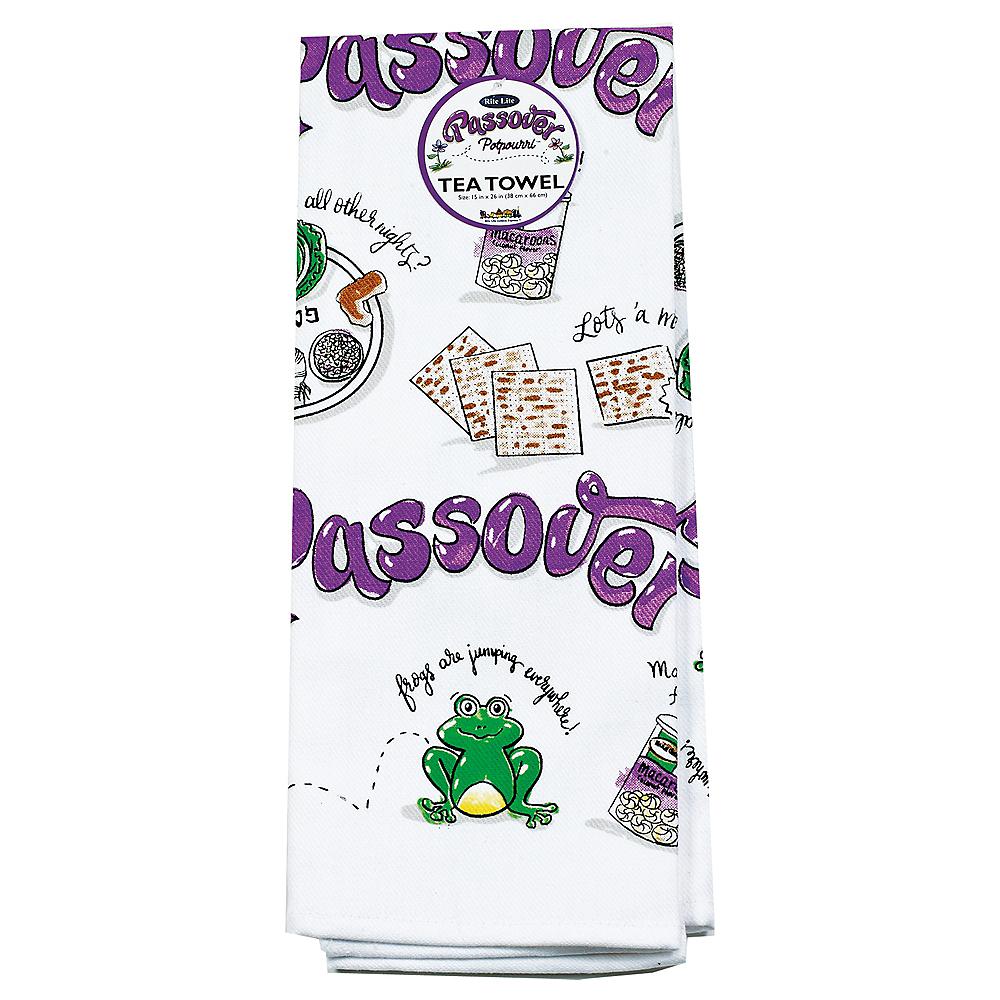 Passover Kitchen Towel Image #1