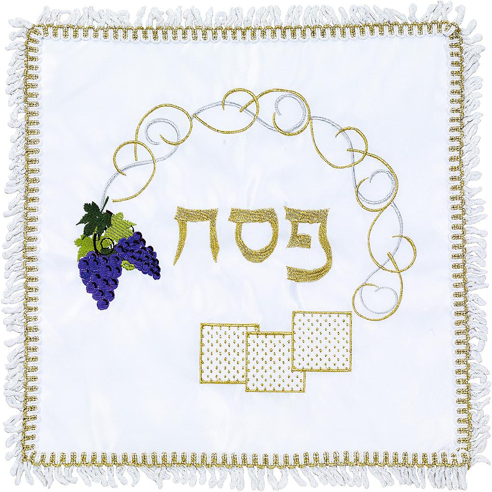 Passover Matzah Cover Image #1