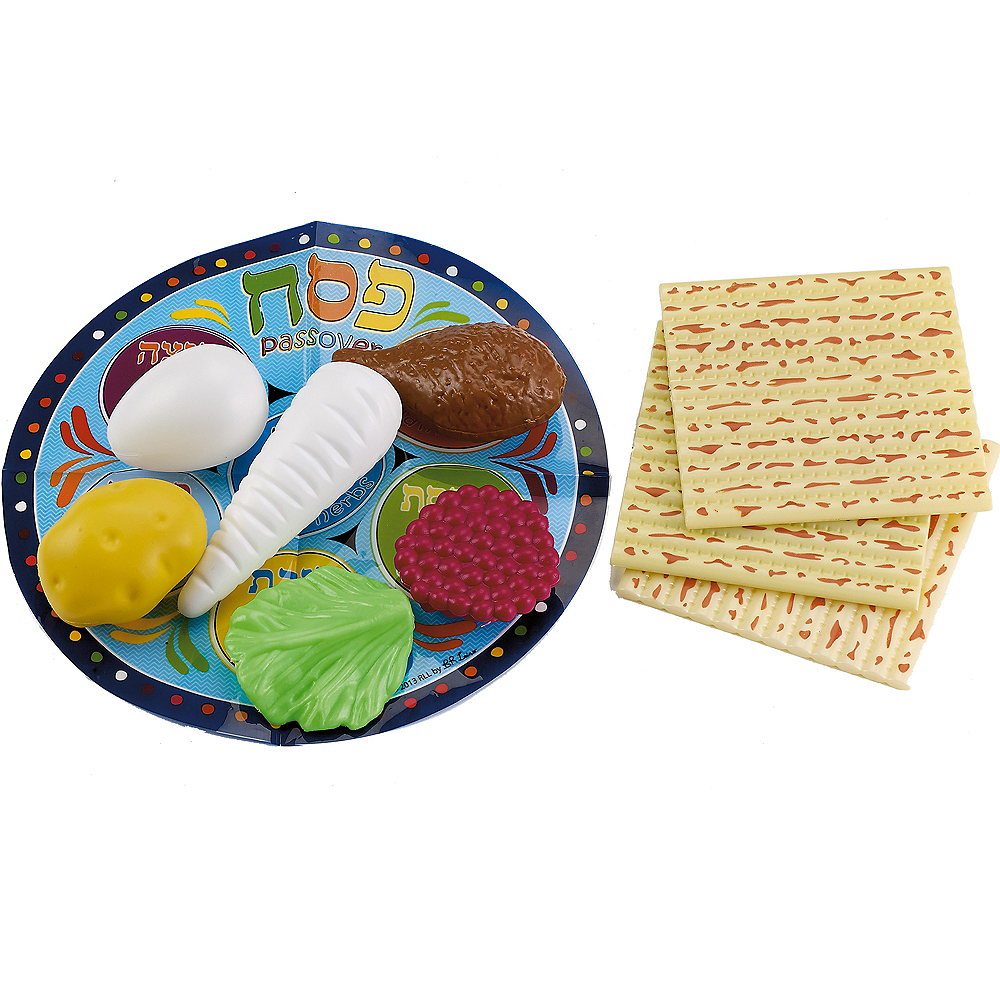 Passover Seder Food Toy Set 10pc Image #1