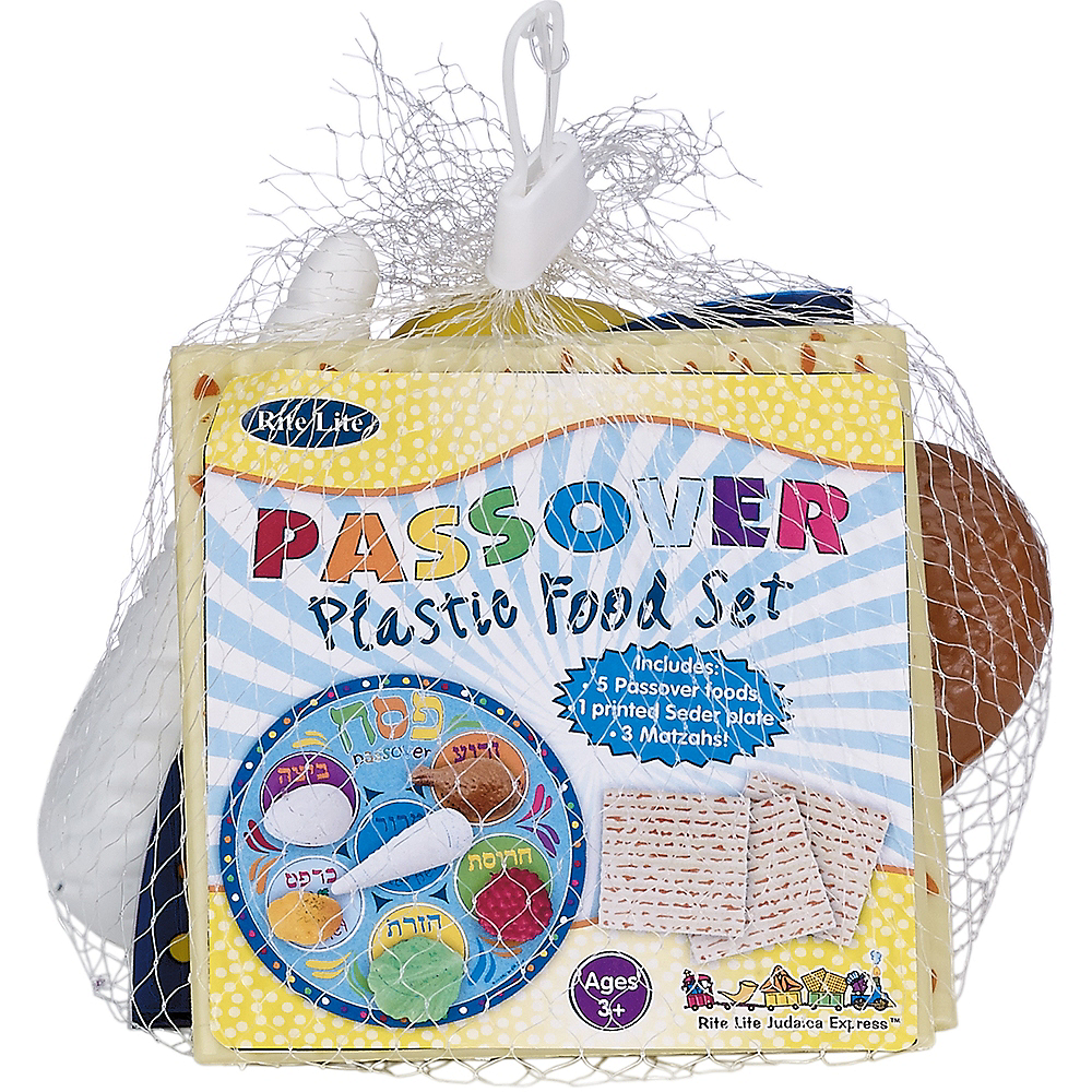 Passover Seder Food Toy Set 10pc Image #2