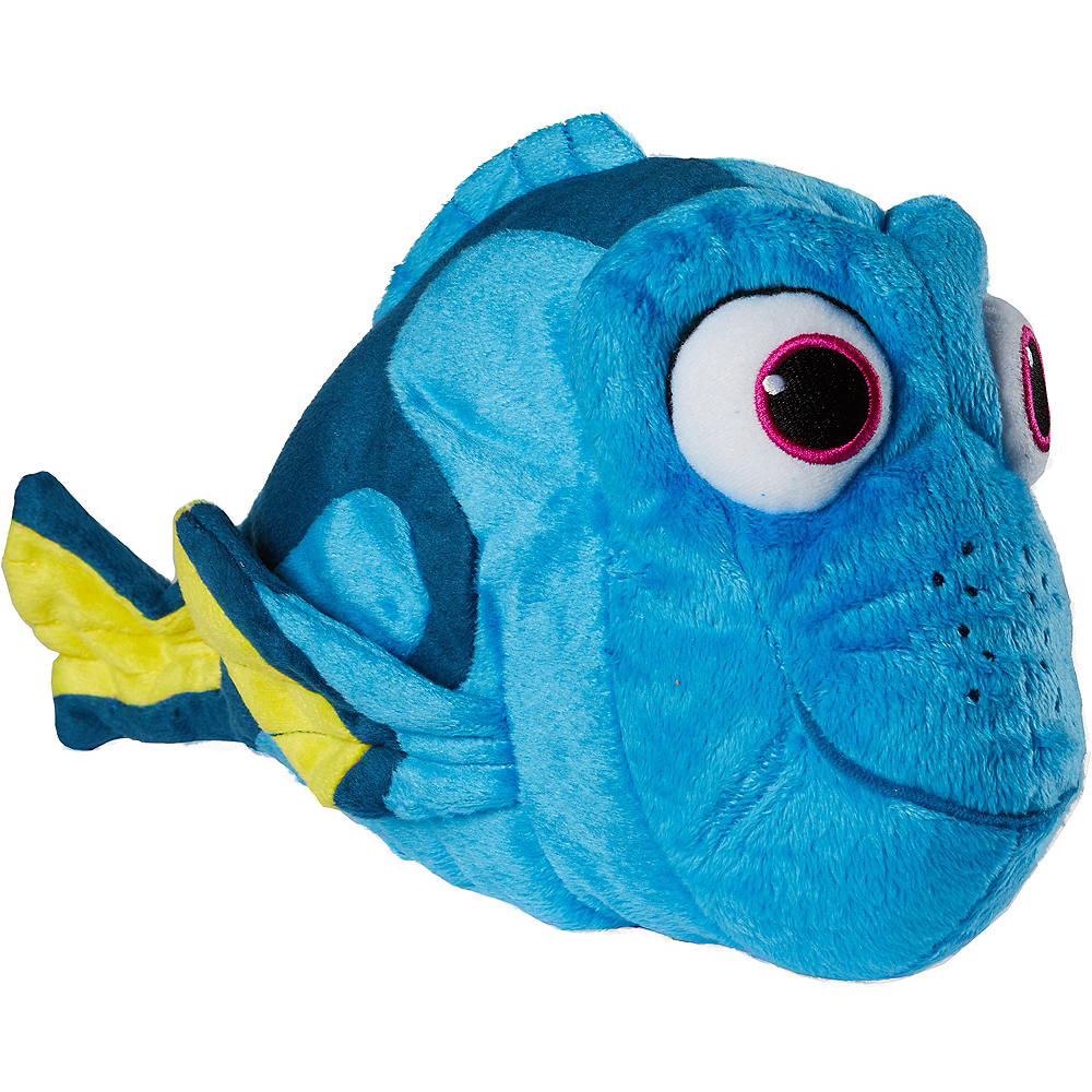 talking whispering waves dory plush 9 1 2in x 6in finding dory