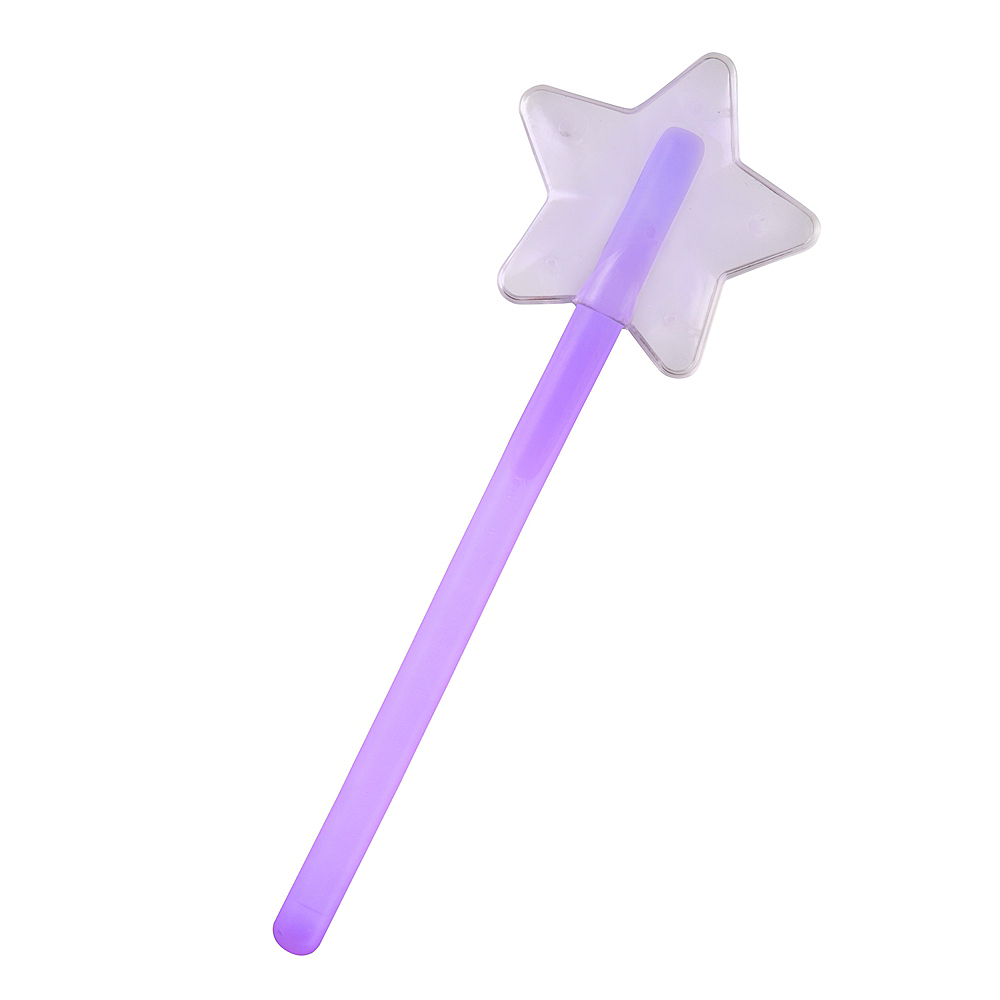 White Star Glow Wand Image #1