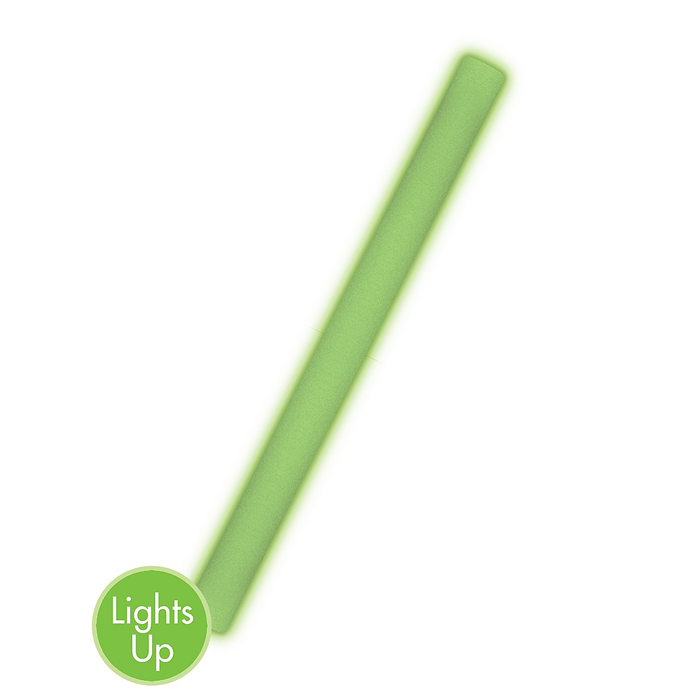 Green Light-Up Stick Image #1
