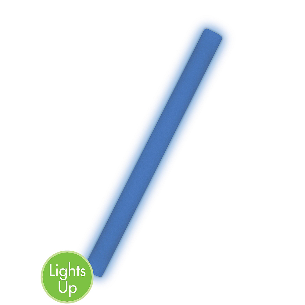 Blue Light-Up Stick Image #1