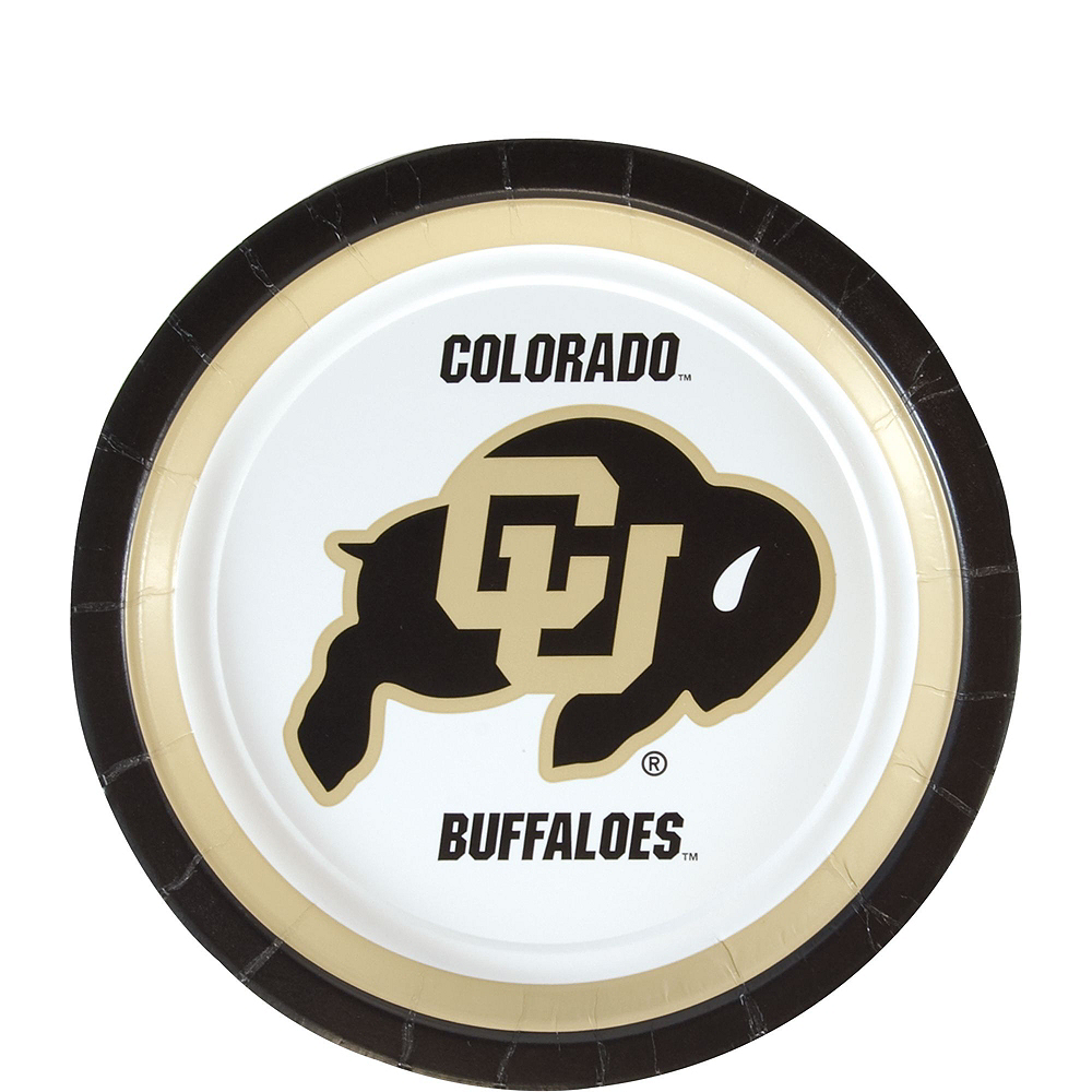 Colorado Buffaloes Party Kit for 16 Guests Image #2