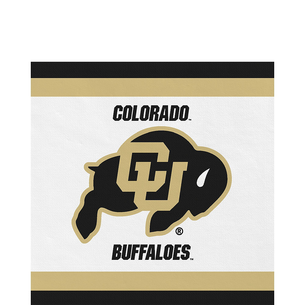 Colorado Buffaloes Party Kit for 16 Guests Image #5