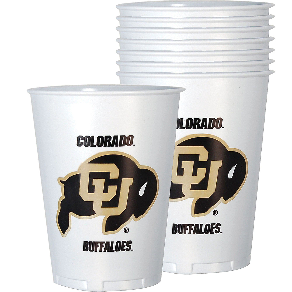 Colorado Buffaloes Party Kit for 16 Guests Image #6