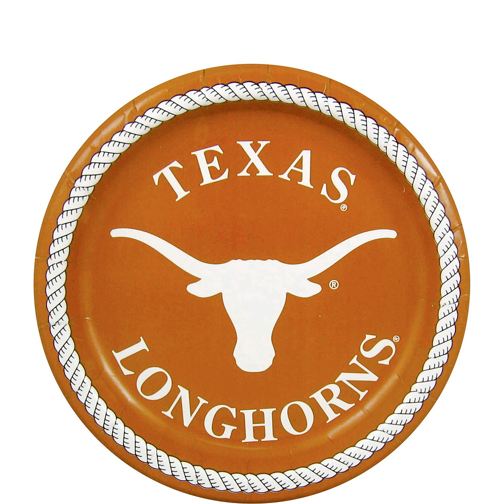 Texas Longhorns Party Kit for 16 Guests Image #2