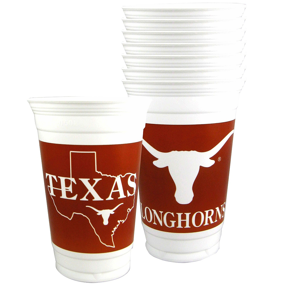 Texas Longhorns Party Kit for 16 Guests Image #6