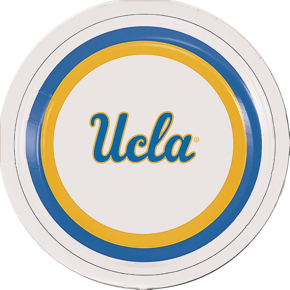 UCLA Bruins Party Kit for 16 Guests Image #2