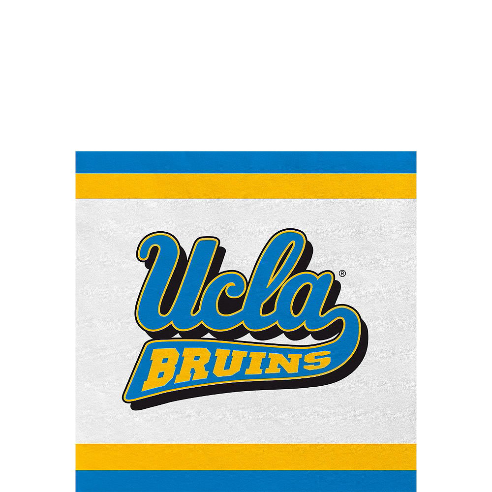 UCLA Bruins Party Kit for 16 Guests Image #4
