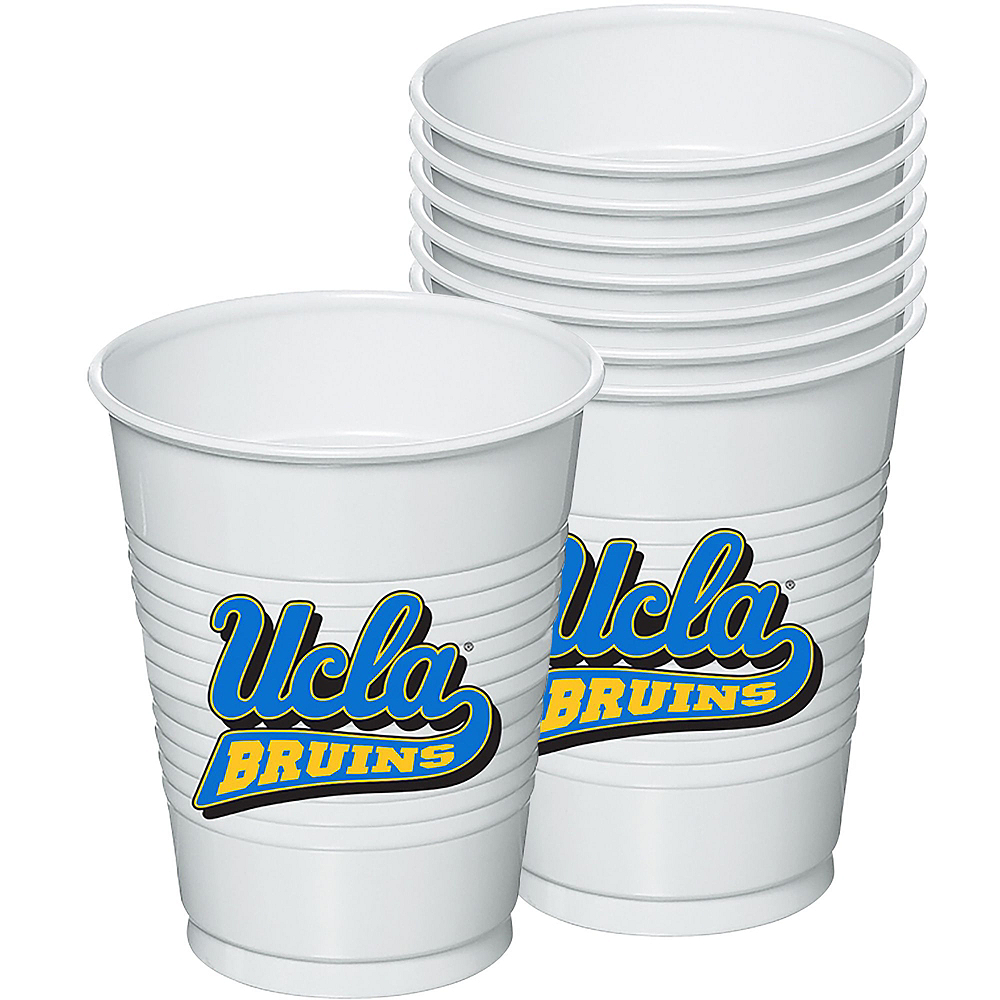 UCLA Bruins Party Kit for 16 Guests Image #6