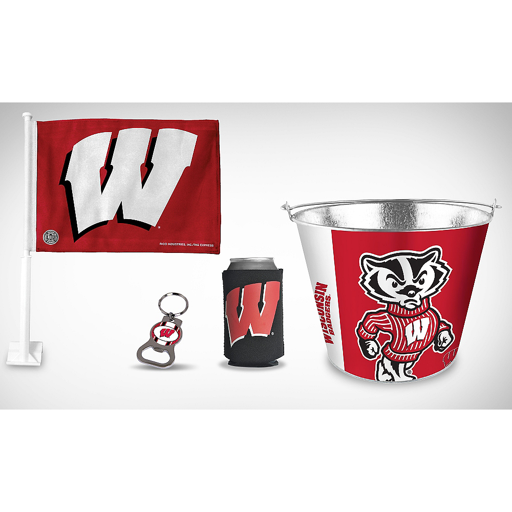 Wisconsin Badgers Alumni Kit Image #1