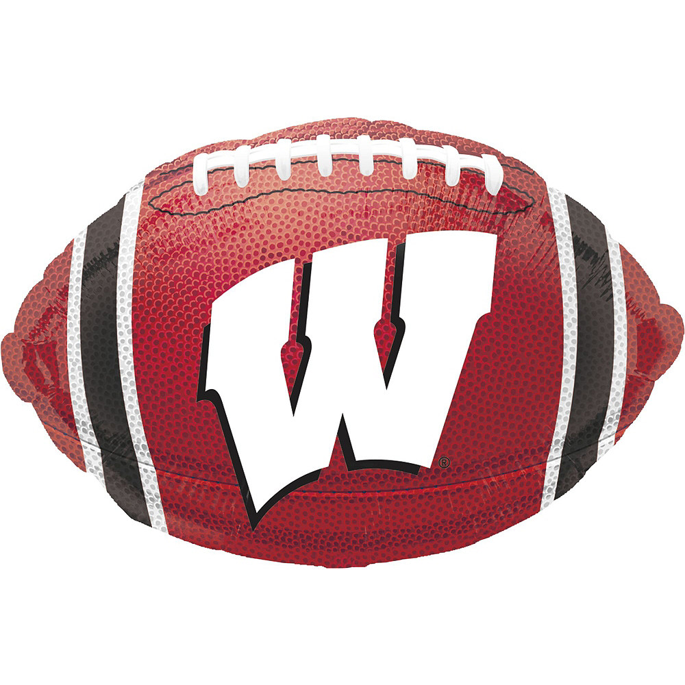 Wisconsin Badgers Balloon Kit Image #2