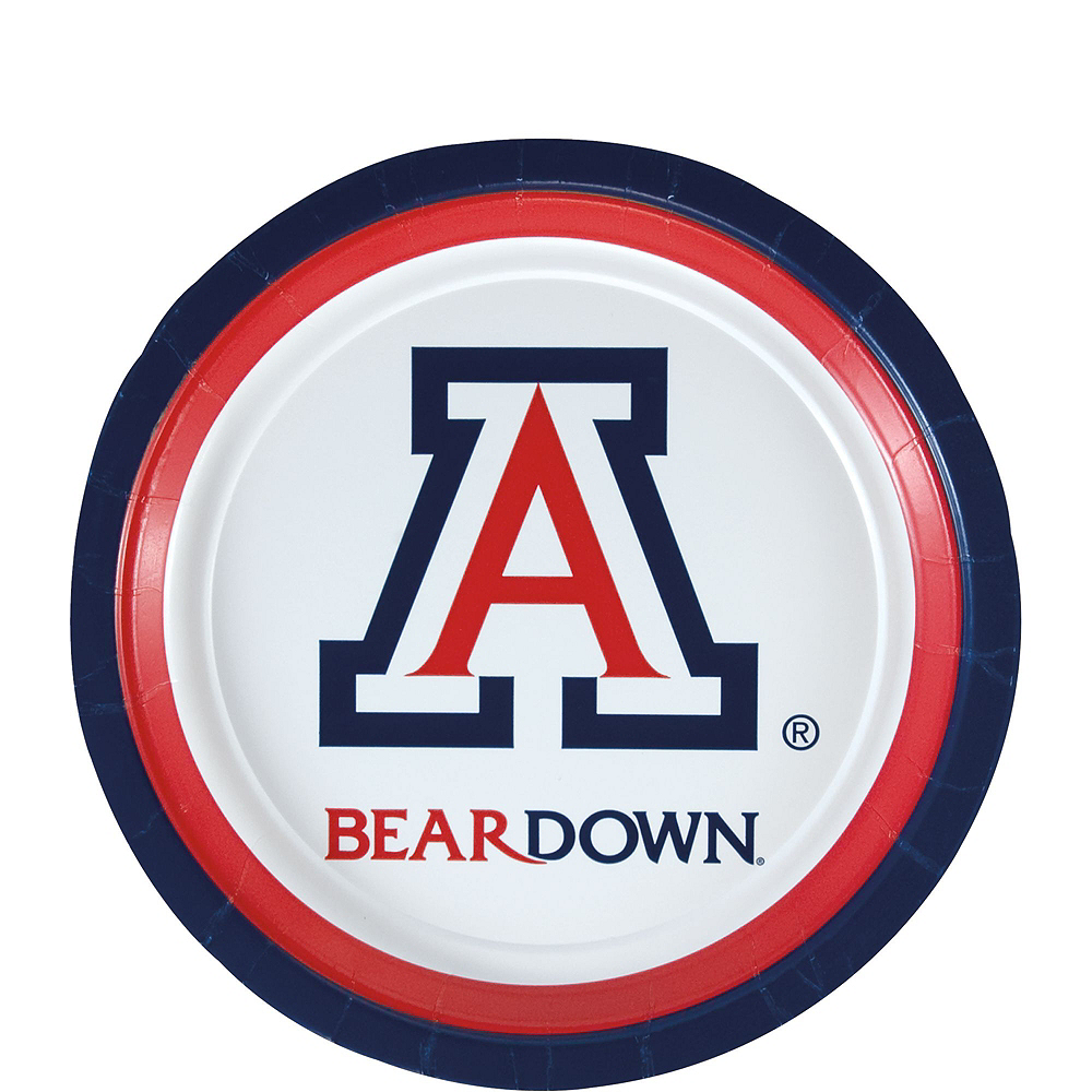 Arizona Wildcats Party Kit for 16 Guests Image #2